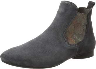 Think! Womens Guad Vulcano Kombi Suede Leather Boots 39 EU