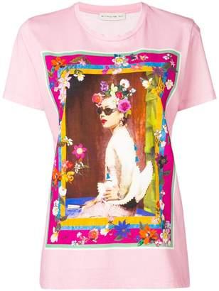 Etro Painting-print t-shirt