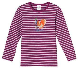 Schiesser Girl's Shirt 1/1 Vest,(Size: 116)