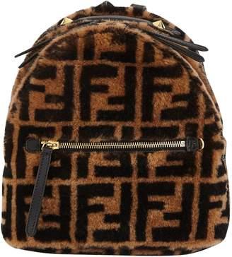 Fendi Sheep skin back pack