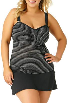 676ca29d5f Liz Claiborne Plus Size Swimsuits - ShopStyle