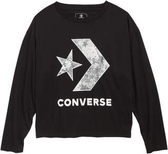 Converse Star Chevron Graphic Sweatshirt