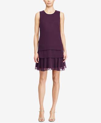 American Living Ruffled A-line Dress