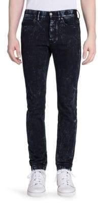 Lanvin Fading Slim-Fit Jeans