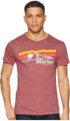 Marmot Short Sleeve Sunsetter Tee Men's T Shirt