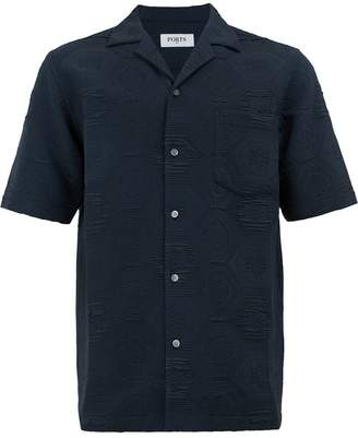 Ports 1961 shortsleeved button shirt