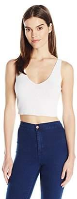 Dolce Vita Women's Drew Knit Crop Top