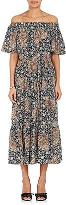 A.L.C. Women's Doris Off-The-Shoulder Maxi Dress