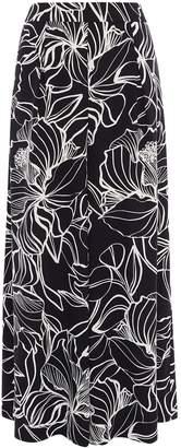 Karen Millen Floral Print Trousers