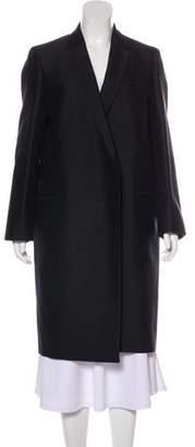 Celine Wool Open-Front Coat w/ Tags