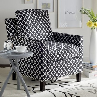 Safavieh Buckler Upholstered Club Chair