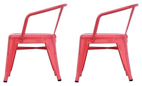 Pillowfort Industrial Kids Activity Chair (Set of 2) 15