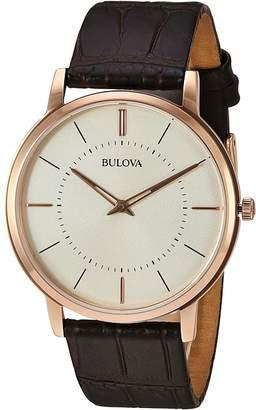 Bulova Classic - 97A126 Watches