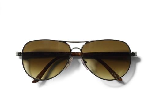 Club Monaco Persol Aviator Sunglasses