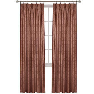 Asstd National Brand Windsor Pinch Pleat Curtain Panel