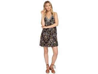 Angie Sleeveless V-Neck Dress Women's Dress