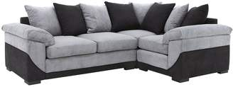 Very Lomax Fabric Right Hand Corner Group Scatter Back Sofa