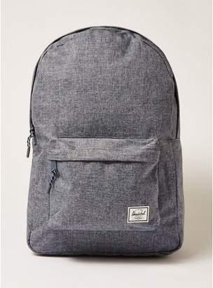 Topman Mens Grey HERSCHEL Chambray Classic Backpack