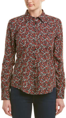 Brooks Brothers 1818 Fitted Woven Shirt