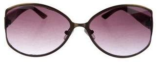 Missoni Tinted Oversize Sunglasses.