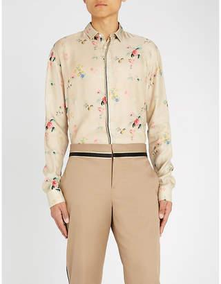 Haider Ackermann Freesia regular-fit shirt