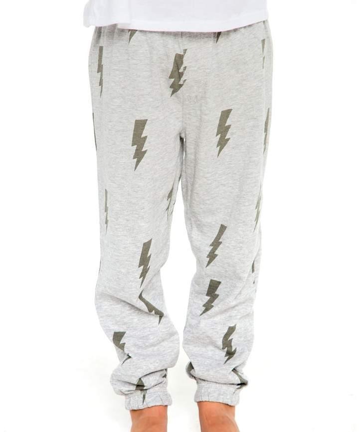 CHASER KIDS - Youth Boy's Lightning Toss Sweatpants