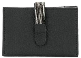 Fabiana Filippi rhinestone tab purse