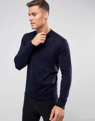 French Connection Cotton Turtleneck Sweater