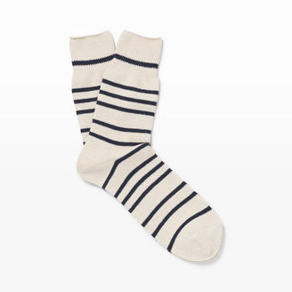 Anonymous Ism Buff Stripe Sock $18 thestylecure.com