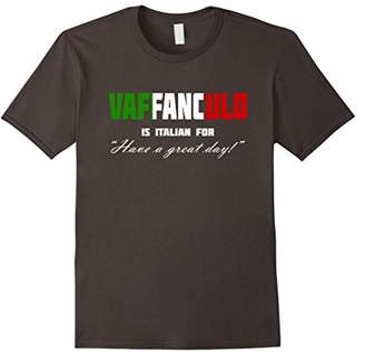 DAY Birger et Mikkelsen Vaffanculo Have A Great Shirt - Funny Italian T Shirts