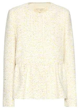 Giambattista Valli Cotton-blend bouclé jacket