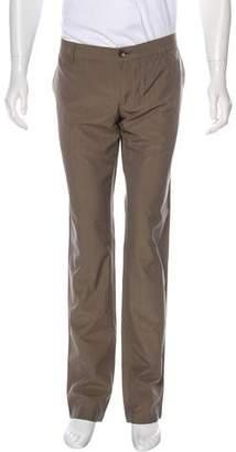 Dolce & Gabbana Striped Woven Pants