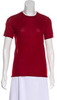 Michael Kors Crew Neck Short Sleeves Sweater