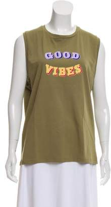 7c6e46d2 Sleeveless Graphic Tees For Women - ShopStyle