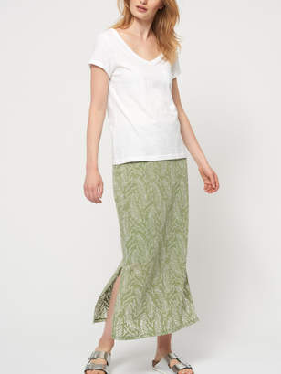 White Stuff Tivoli Jersey Maxi Skirt
