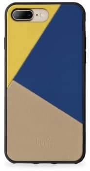 Native Union Clic Navy Leather iPhone 7 Plus Case