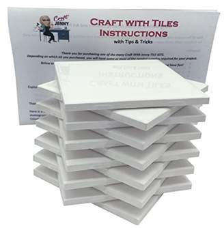 Coaster Tile Craft Kit