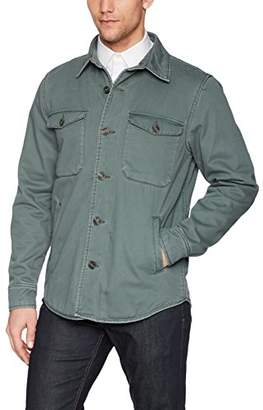 Velvet by Graham & Spencer Men's Velvet Military Inspired Retro Jacket