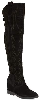 Ash Gaucho Over-the-Knee Boot