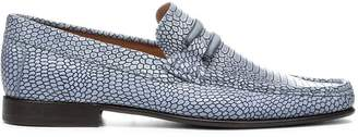 Donald J Pliner DIONE, Whipsnake Print Leather Loafer