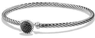 David Yurman Châtelaine Bracelet with Black Diamonds