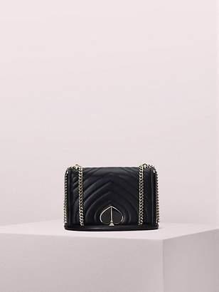 Kate Spade Amelia Medium Convertible Chain Shoulder Bag, Black