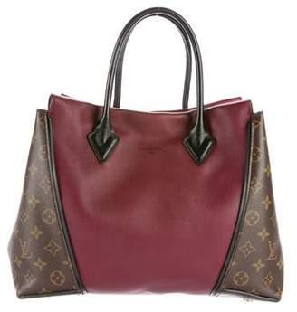Louis Vuitton W PM Tote $3,000 thestylecure.com