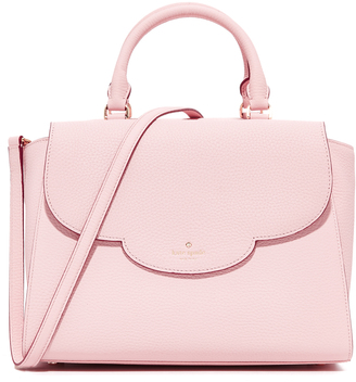 Kate Spade New York Makayla Satchel $398 thestylecure.com