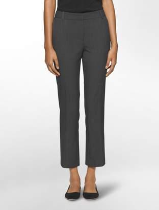 Calvin Klein slim ankle suit pants