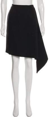 J.W.Anderson Asymmetrical Knee-Length Skirt