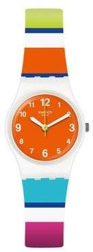 Swatch Womens Analog Colorino Watch