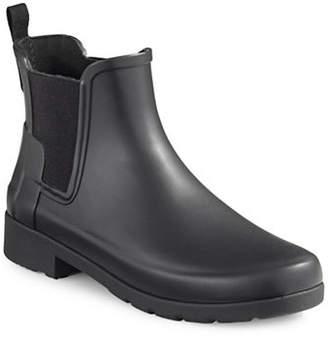 Hunter Men's Refined Dark Sole Chelsea Boots