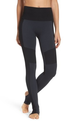 Women's Zella Moto Seamless High Rise Stirrup Leggings $59 thestylecure.com