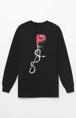 Diamond Supply Co. OG Script Rose Long Sleeve